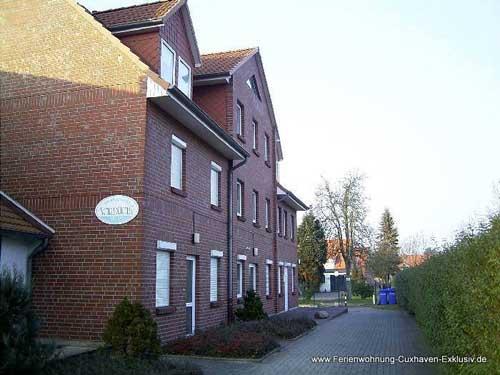 Komfortable Ferienwohnung in Cuxhaven mit 2 Schlafzimmern