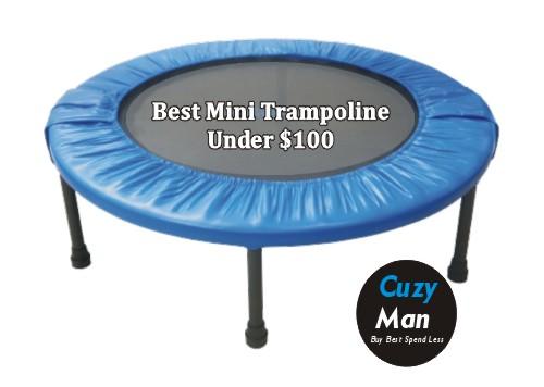 Best Mini Trampoline Under $100