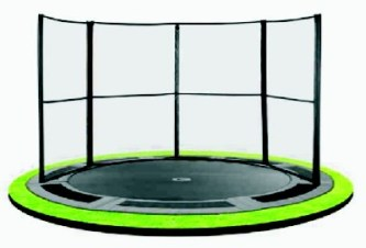 Capital In-ground trampoline