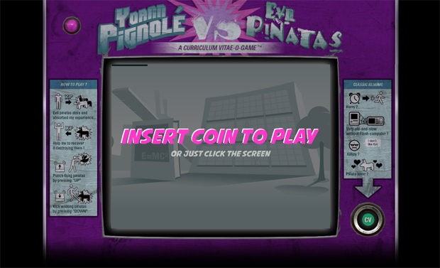 cv game designer jeu video
