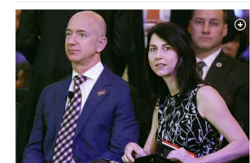 Jeff Bezos Leaves $137 Billion on The Line Without Prenup In Divorse.