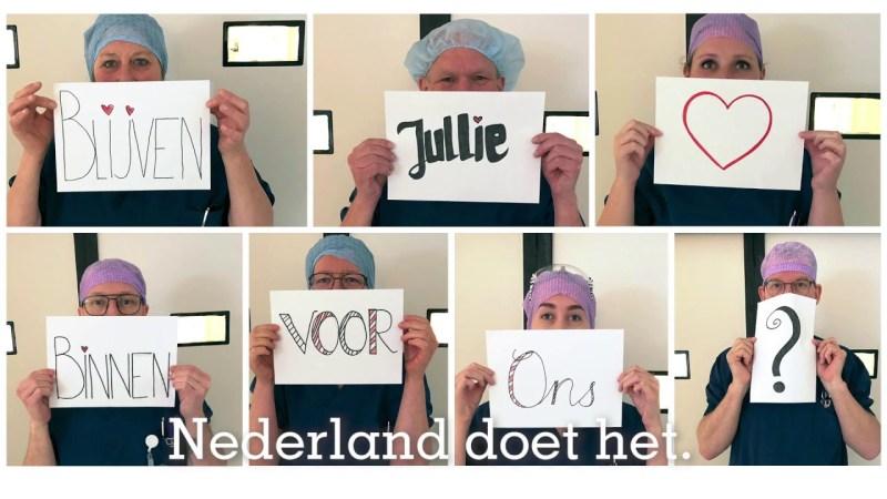 Nederland doet het