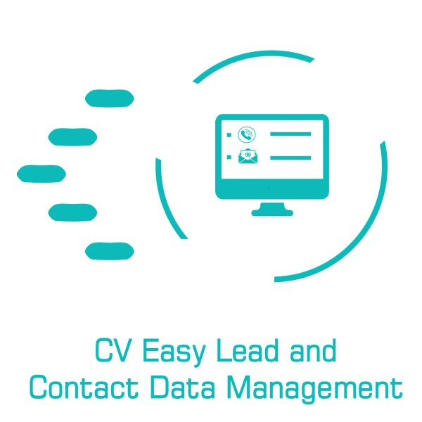 CV Easy Lead and Contact Data Management