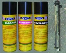 Magnaflux Crack Detector Testing Destructive - Year of Clean