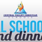 Annual School Sale and dinner