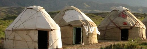 African Yurt