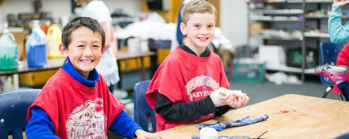 Central Valley Christian School helps in shaping your child