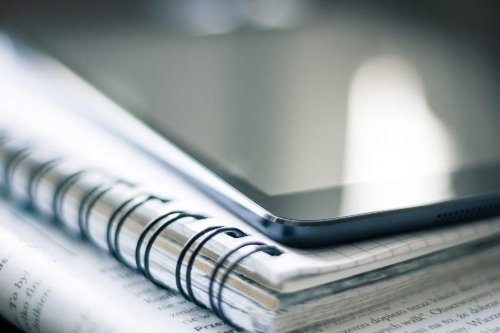 A closer look at Papernote & Ipad