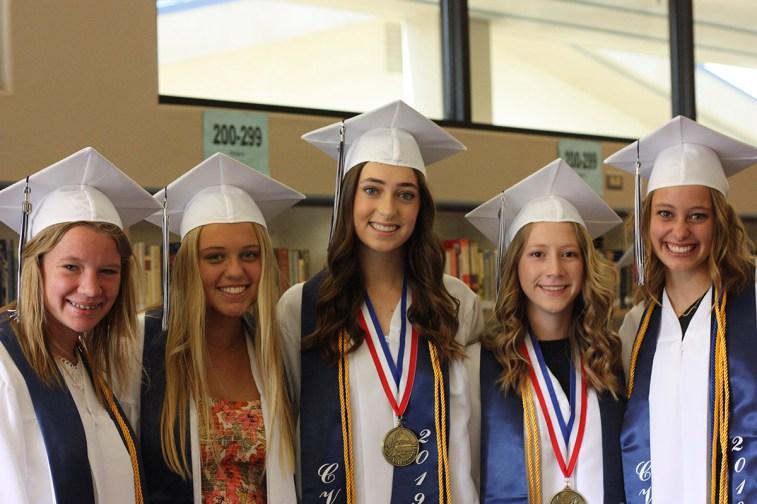 High School graduates CVC class of 2019