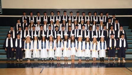 CVC High school seniors 2019 class