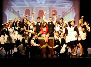 CVC students put on Annie Musical Photo 3