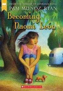 Becoming Naomi Leon Novel