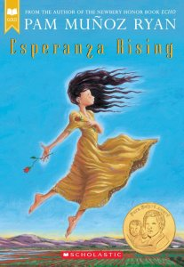 Esperanza Rising Novel by Pam Munoz Ryan