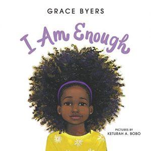 I am Enough Novel by Grace Buyers