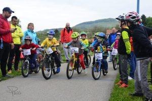 Mestská cyklistická súťaž Nová Baňa