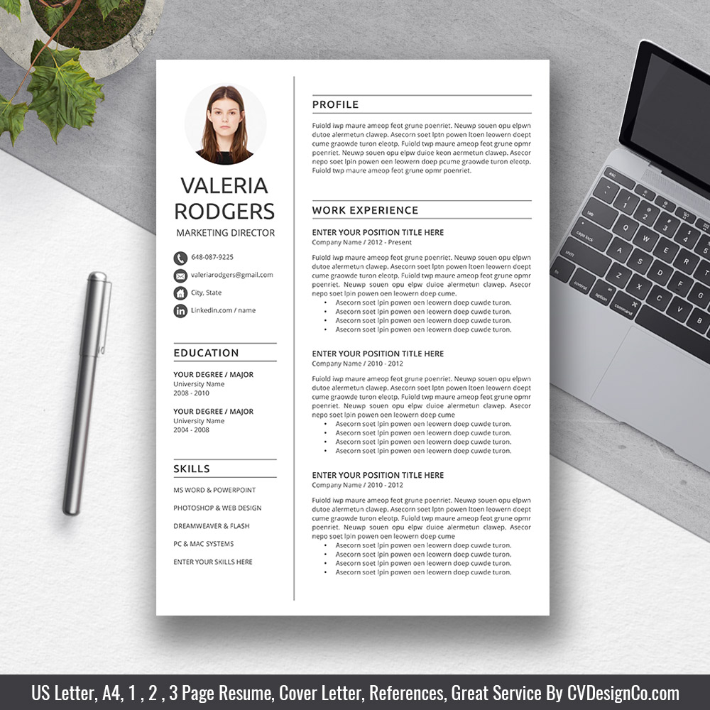 resume template download 2019