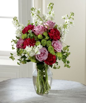 The FTD® Blooming Embrace™ Bouquet
