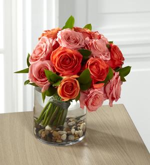 big sale df0ea be810 The FTD® Blazing Beauty™ Rose Bouquet - Churchland Village Flower Shop