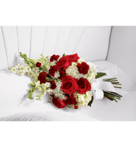 The FTD® Forever in Our Hearts™ Casket Adornment