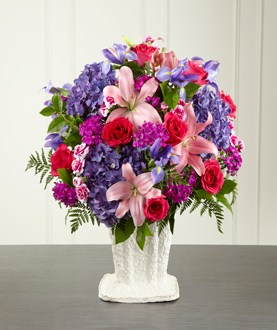 The FTD® We Fondly Remember™ Arrangement