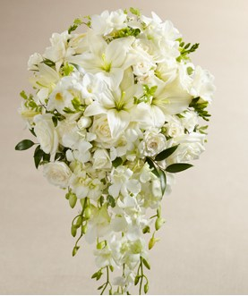 The FTD® White Wonders™ Bouquet
