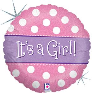 Balloon, baby, girl