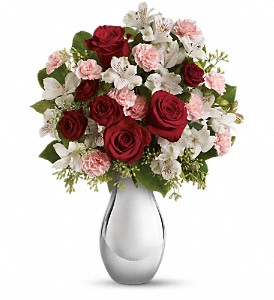 Teleflora Crazy for You Bouquet