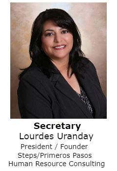CVHCC Secretary Lourdes Uranday