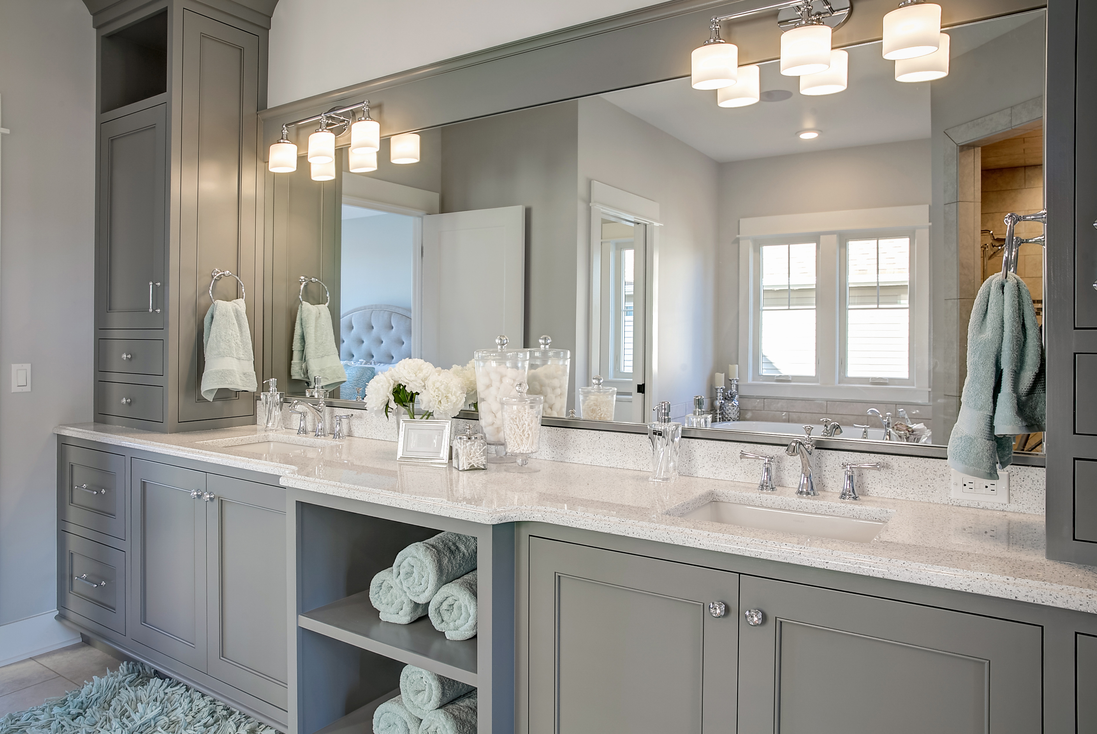 CVI Design Can Help With Space Planning, Bathroom Cabinet Design, Bathroom  Tile Design And Most ...