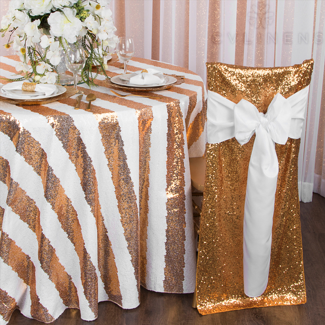 chair back covers wedding mini papasan glitz sequin full cover gold cv linens chiavari