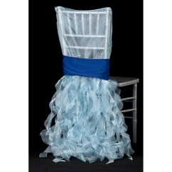 Baby Blue Chair Covers Hanging For Room Curly Willow Chiavari Back Slip Cover Cv Linens