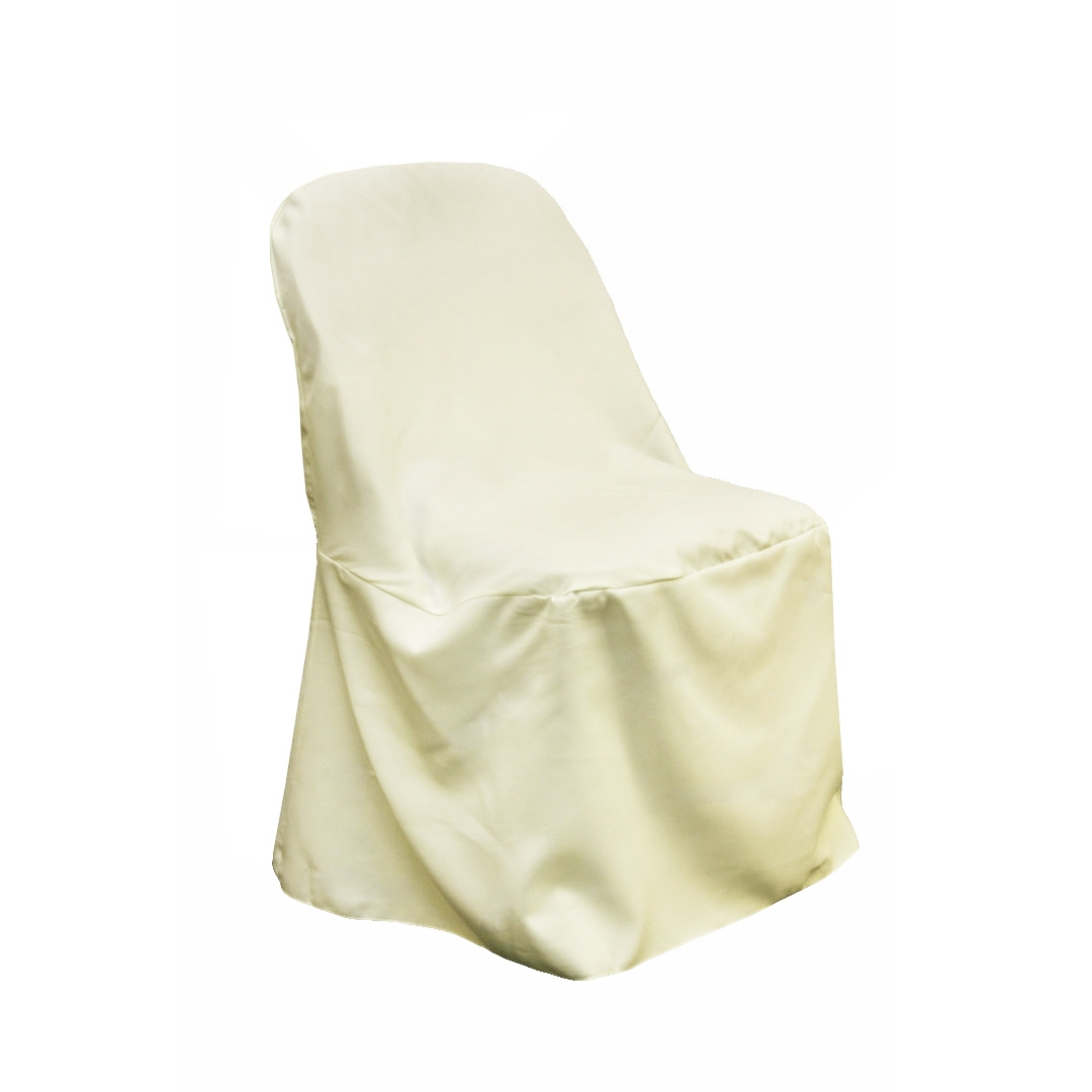 chair covers ivory lifts medicare polyester folding cover at cv linens