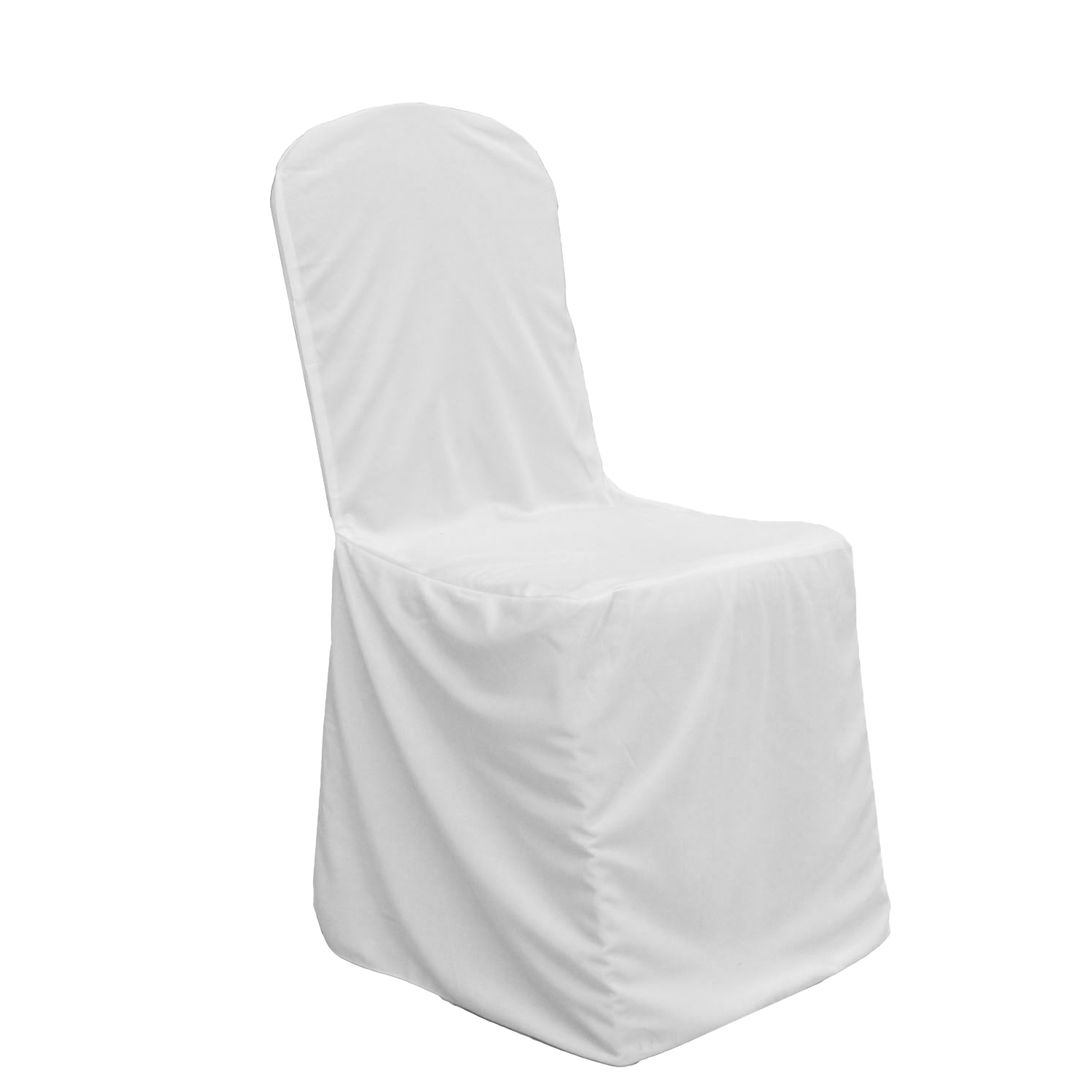 stretch chair covers stool with fabric scuba banquet cover white at cv linens