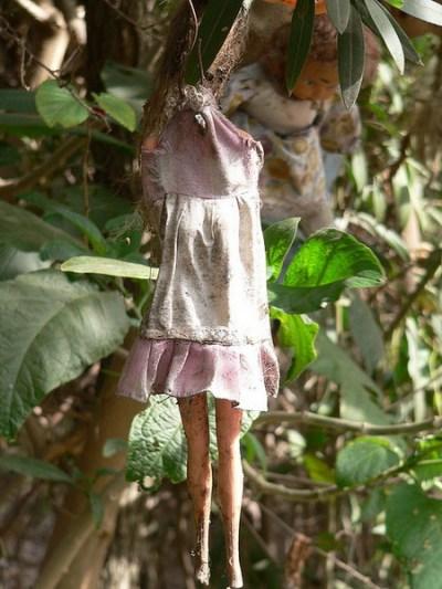 Dead Dolls & Dead Eyes... Isla de las Munecas