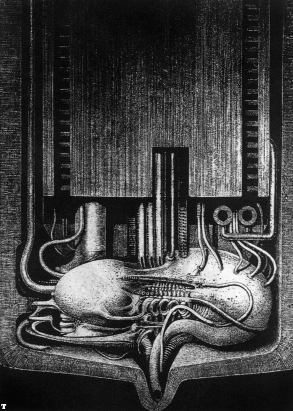 Cvlt Nation Favorite Daily Giger
