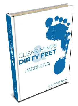 Clear Minds and Dirty Feet