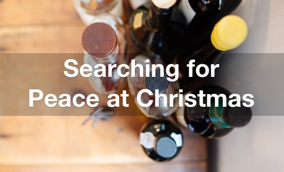 Searching for Peace at Christmas