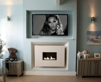 Decosee: Tv Above Fireplace