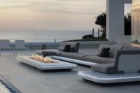 Outdoor Fire Grate 1857mm Gas Fire Burner Tray - cvo.co.uk
