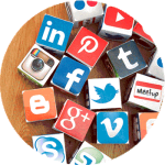 CV Origin timeline social media