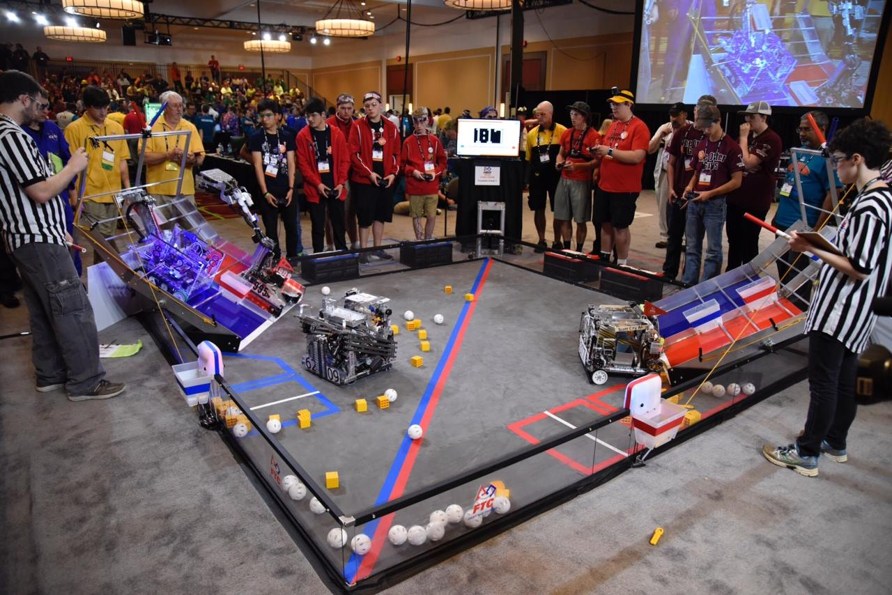 cv design robotics