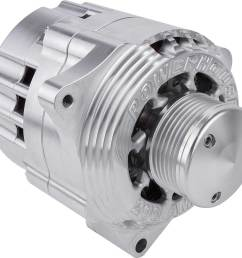 powerhouse billet 200 amp w offset mounting ear [ 1052 x 1000 Pixel ]