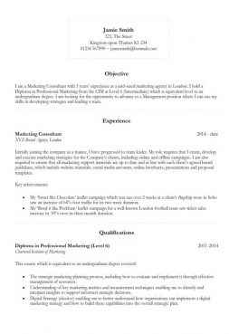 131 CV templates free to download in Microsoft Word format
