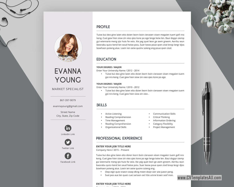 Simple CV Template for Microsoft Word. Cover Letter. Curriculum Vitae. Professional Resume. Modern Resume. Editable Resume. Student Resume. 1. 2 ...