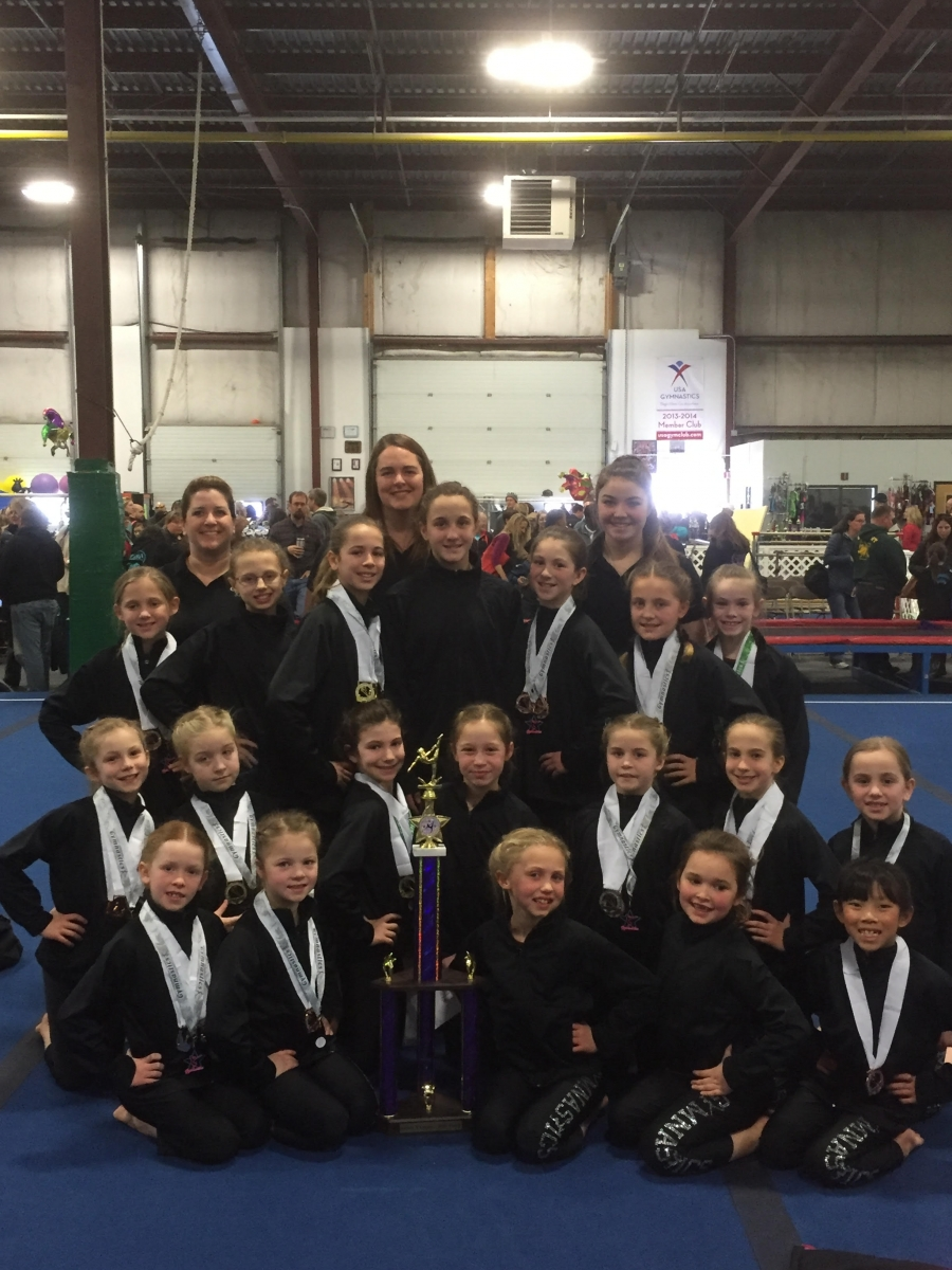 Central Vermont Gymnastics Academy Gymnastic Classes