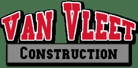VanVleet Construction logo, ice dam removal and home improvement company