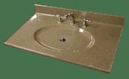Pacific Style Vanity Sink