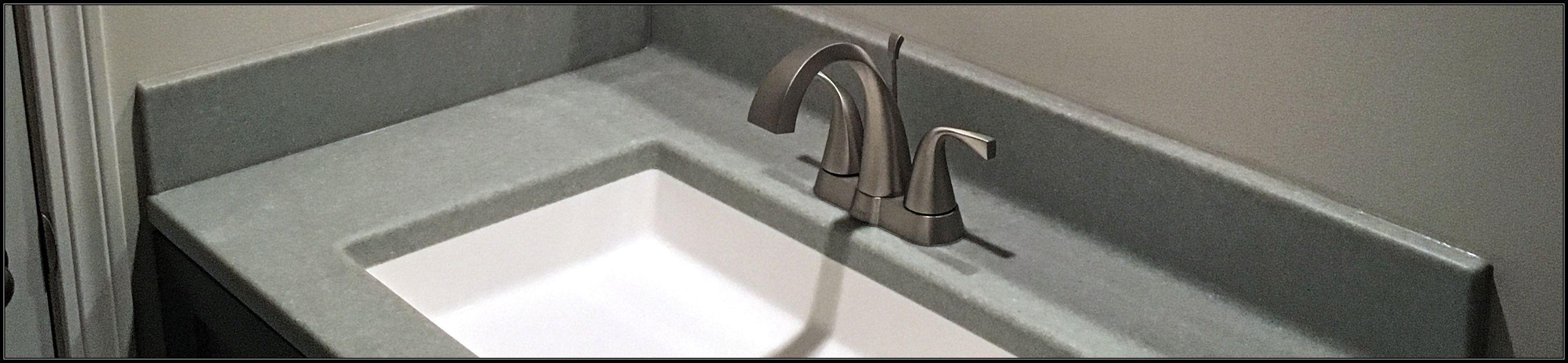 Onyx Collection Dealer Twin Cities MN. Bathroom vanity tops installed.