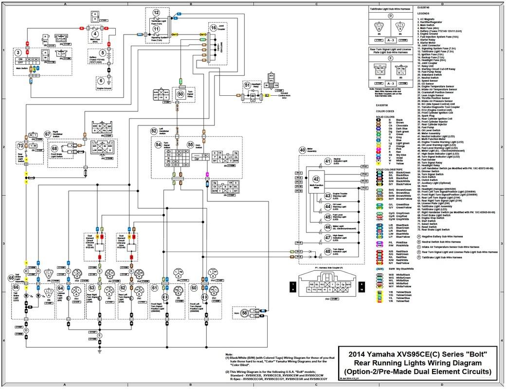 Xvs95ce Diagrams