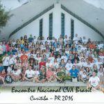 Avaliação do Encontro Nacional 2016
